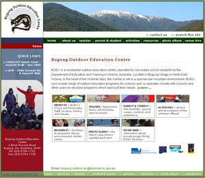 Bogong Outdoor Education Centre
